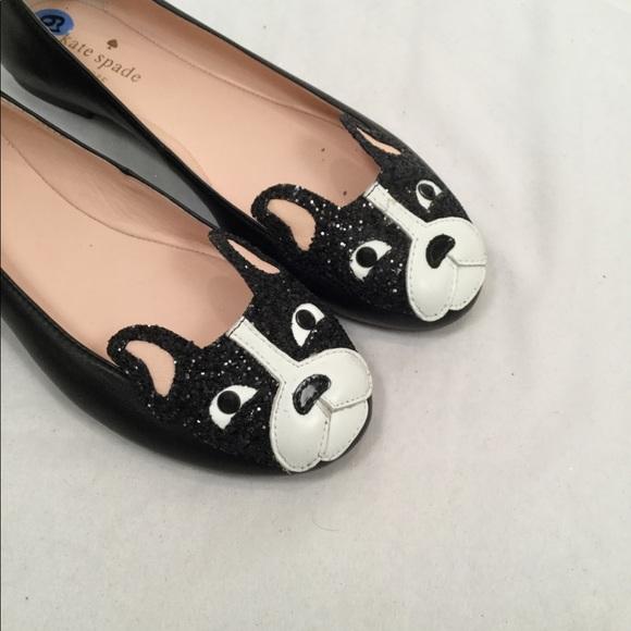 79f84bf070dc kate spade Shoes - New Kate spade Winthrop bulldog ballet flats 6.5